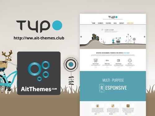 Ait-Themes - Typo v2.0.0 - Multi-Purpose WordPress Theme