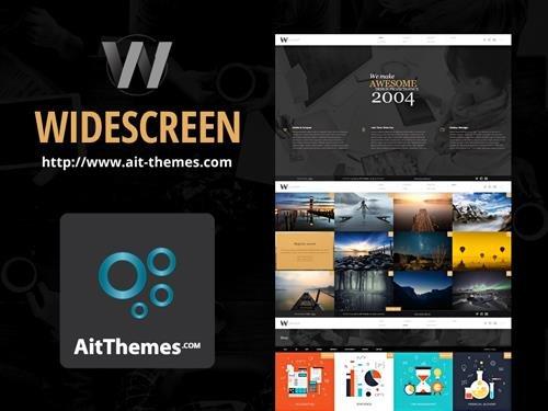 Ait-Themes - Widescreen v2.0.0 - Unique Portfolio & Online Store