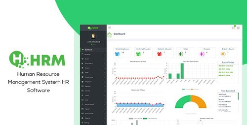 CodeCanyon - HR Manager v4.0 - Human Resource Management System HR Software (HRMS) - 20386502 - NULLED