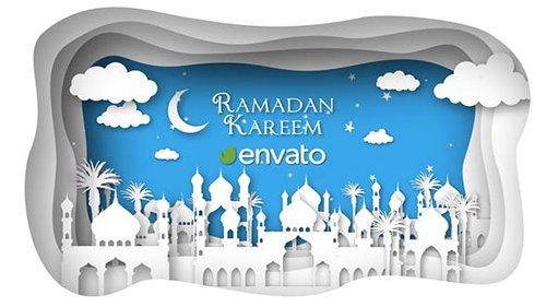 Ramadan and Eid Mubarak Opener 26594937