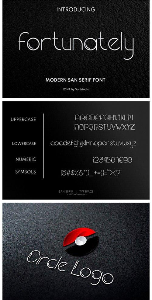 Fortunately Font