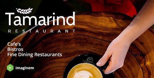 ThemeForest - Tamarind v1.8 - Restaurant Theme for WordPress - 21976625