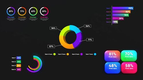 Infographic Graphs Toolkits 26669281
