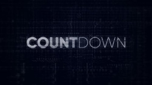 Countdown - Digital Opener 25418840