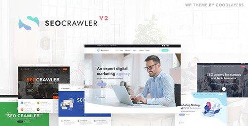 ThemeForest - SEOCrawler v2.0.3 - SEO & Marketing Agency WordPress - 20284297