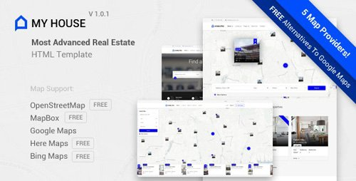 TheemForest - My House v1.0.1 - Advanced Real Estate Template - 22730573
