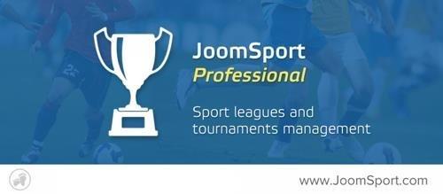 JoomSport Pro v5.5.0 - Sports League & Team Management App For Joomla
