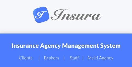 CodeCanyon - Insura v2.0.4 - Insurance Agency Management System - 22032792