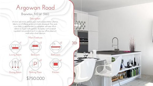 Real Estate Slideshow Promo 26780777