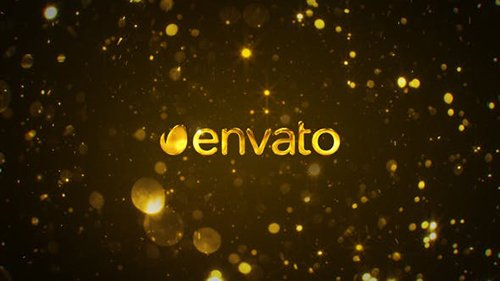 Gold Cinematic Logo 26560170