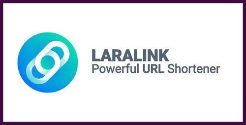 CodeCanyon - Laralink v1.2.0 - Powerful URL Shortener - 26454235