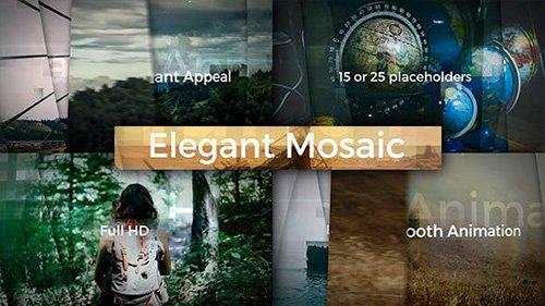 VideoHive - Elegant Mosaic Opener 12761792