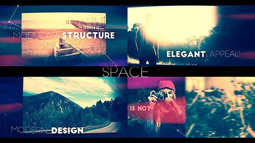 VideoHive - SPACE - Photo/Video Gallery 12527249