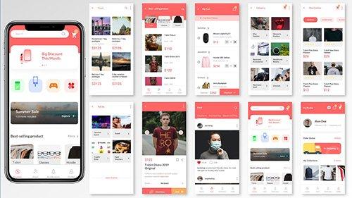 Bigcart UI Kit - Ecommerce Apps