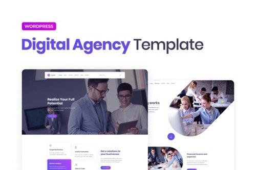 ThemeForest - Elipso v1.0 - Digital Agency Elementor Template Kit - 26831262