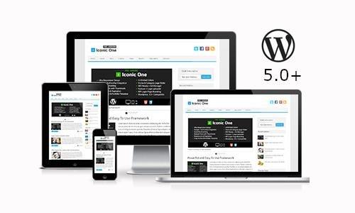 Themonic - Iconic One Pro v2.9.9.2 - Premium WordPress Theme