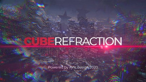 Cube Refraction 26830032