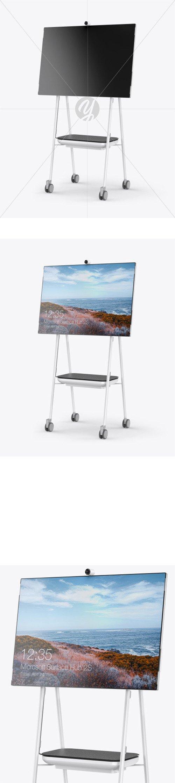 Microsoft Surface Hub 2S Mockup 59848 TIF