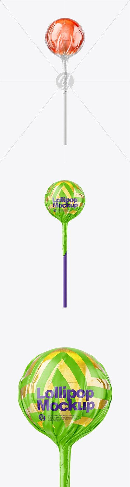 Ball Lollipop Mockup 60094 TIF