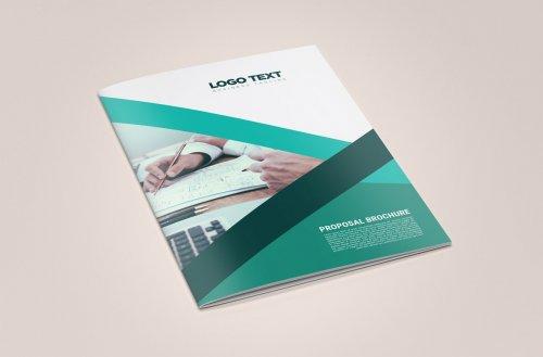 CreativeMarket - Business Proposal Brochure Templates 4621724