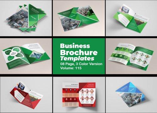 CreativeMarket - Business Proposal Brochure 4621739