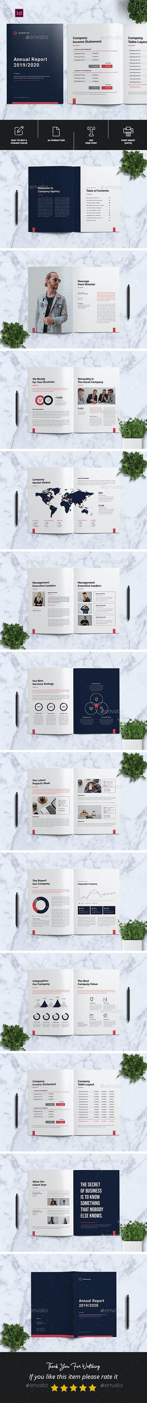 GraphicRiver - Annual Report 26558371