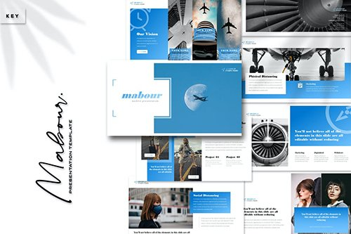 Mabour - Keynote Template