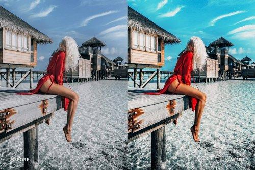 CreativeMarket - Lightroom Preset-Thailand Phuket 4976183