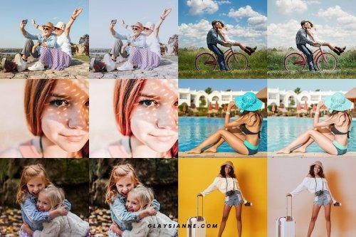 CreativeMarket - 95. Clean & Soft Presets 4980020
