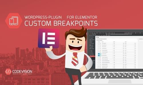 Custom Mobile Breakpoints for Elementor v1.0.1 - NULLED