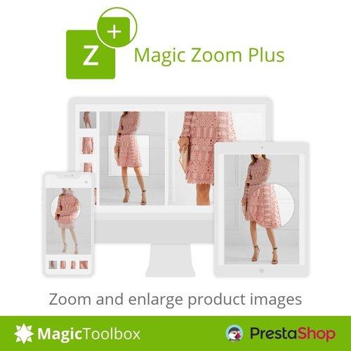 Magic Zoom Plus v5.9.23 - PrestaShop Module