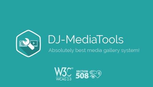DJ-MediaTools v2.16.1 - Joomla Gallery and Slider Extension - DJ-Extensions
