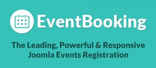 Events Booking v3.12.2 - Joomla Events Registration - JoomDonation