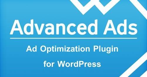 Advanced Ads Pro v2.8.0 - The WordPress Ad Plugin + Add-Ons