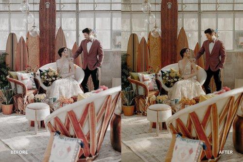 CreativeMarket - Lightroom Preset-Wedding Moody 4976206