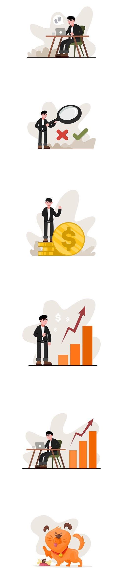 Working to increase profits