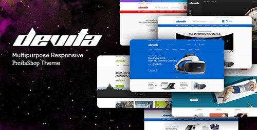 ThemeForest - Devita v1.0 - Multipurpose Responsive Opencart Theme - 27033685