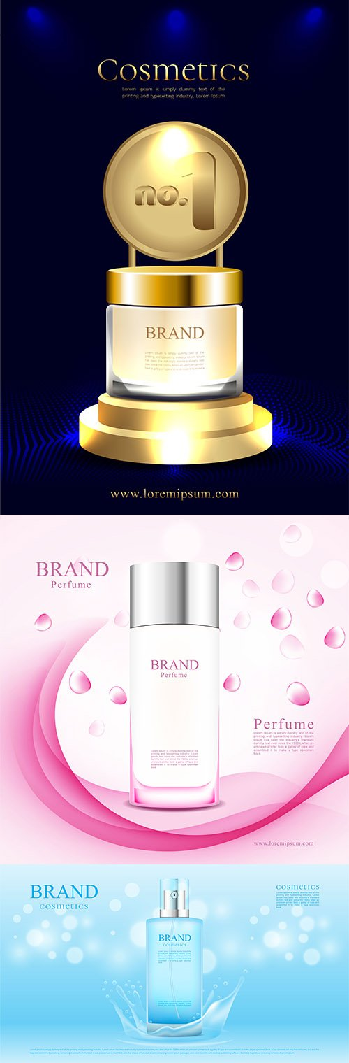 Cosmetic Product Set