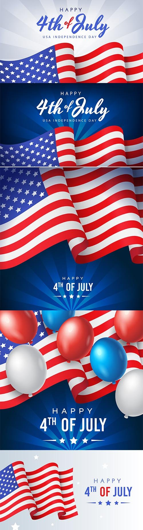 US Independence Day Background