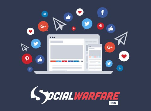 Social Warfare Pro v4.0.1 - Best Social Sharing for WordPress - NULLED