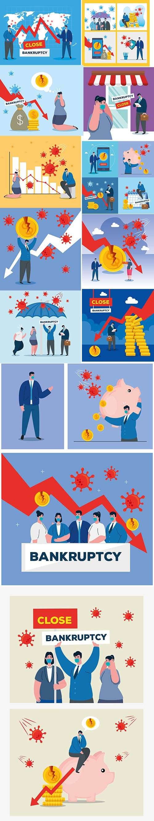 Business People Concept Illustration