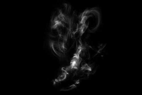 CreativeMarket - Photoshop Smoke Brushes Set 4461002
