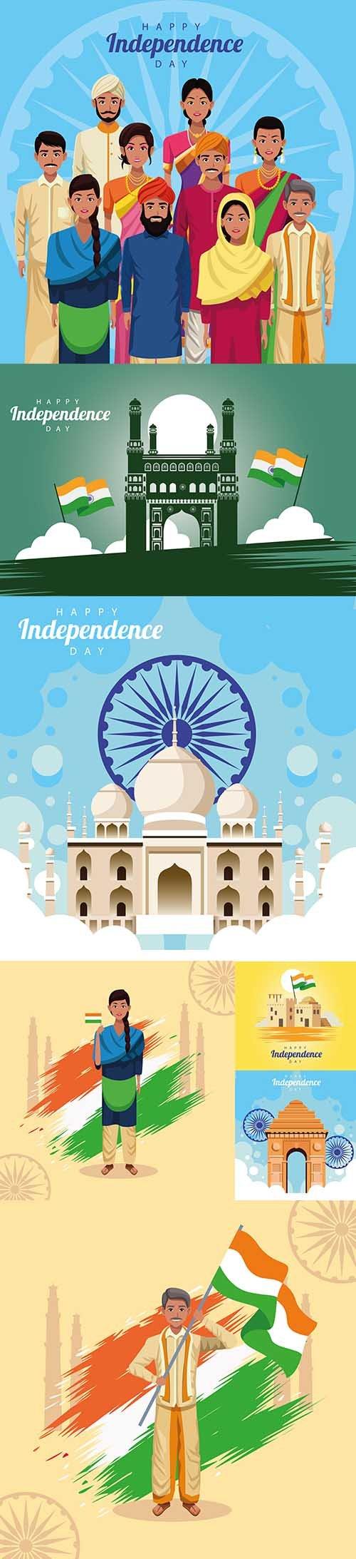 India Happy Independence Day Celebration