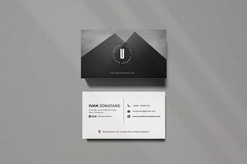 U Creative Business Card