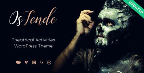 ThemeForest - OsTende v1.2.0 - School of Arts & Theater WordPress Theme - 21784735