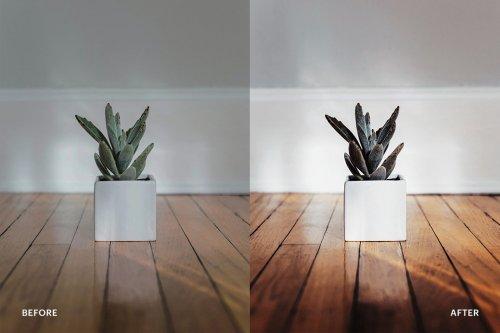 CreativeMarket - Lightroom Preset-Photo Product Theme 4976149
