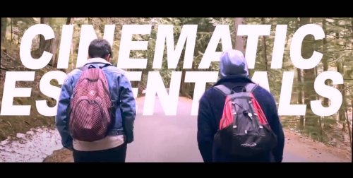 CreativeMarket - 2020 Cinematic Essentials LUT Pack 4961782