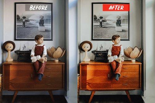 CreativeMarket - Vintage Lightroom Presets 5119423