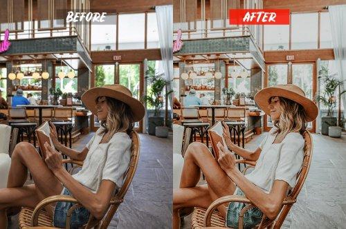 CreativeMarket - Airy Lightroom Presets 5119089