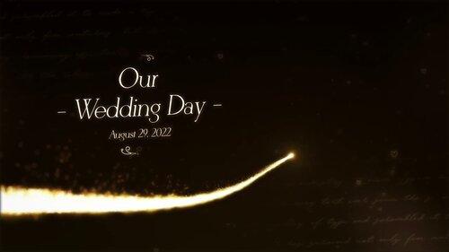 MA - Romantic Wedding Slideshow 212741